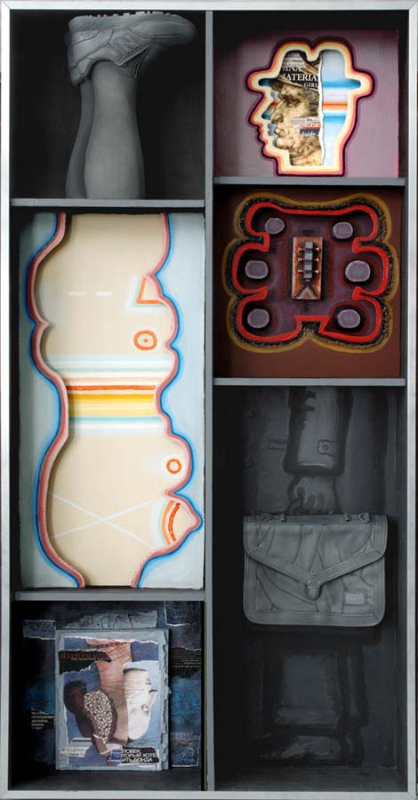 Triptych No. 21. Panel 2