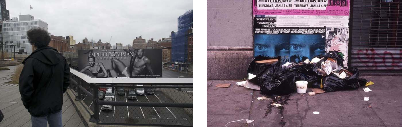 New York, 2010; 1990