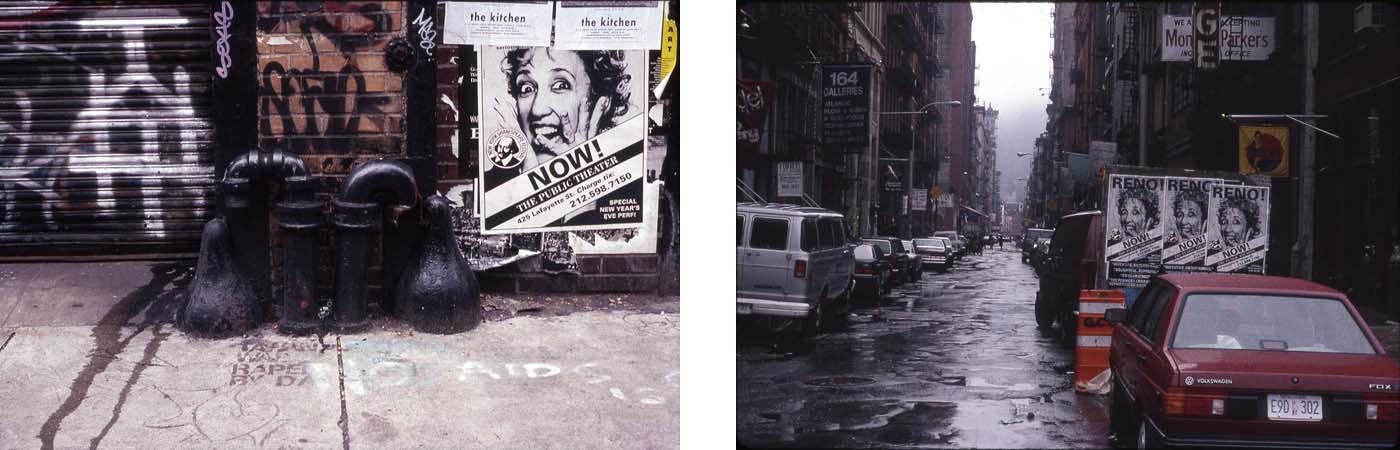 New York, 1991