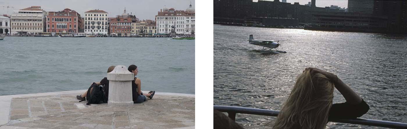 Venice, 2011; New York, 1991
