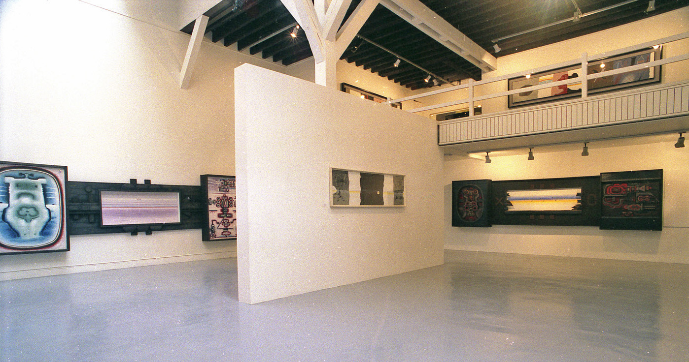 Retrospective. Paris Art Center, 1991
