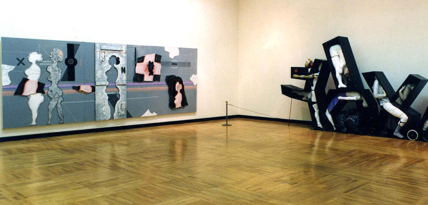 Retrospective. The State Tretyakov Gallery, Moscow, 1995