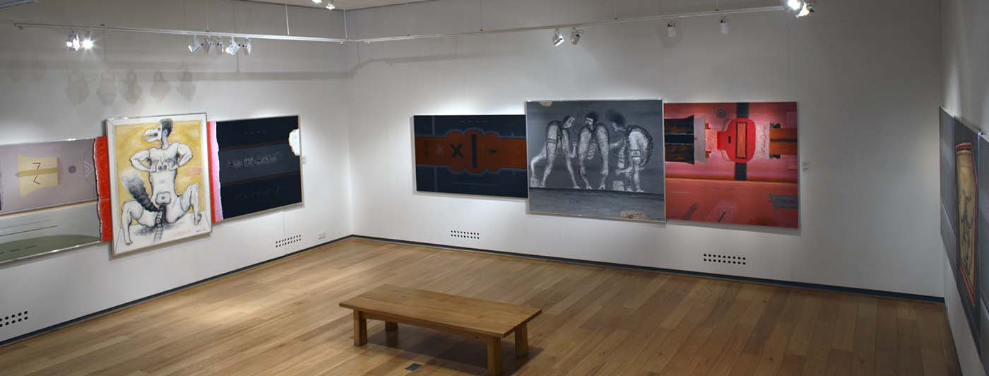 Anatomy of Feelings. The Mall Galleries and Aktis Gallery, London, 2010